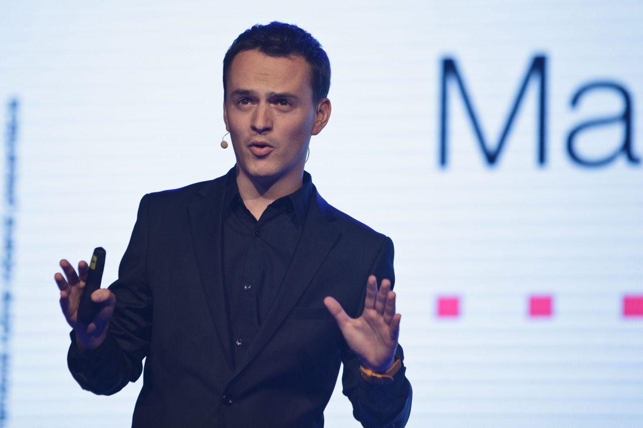 Jakub Ptačin je dizajnérom, ktorý na Slovensku rozbehol niekoľko úspešných projektov. Foto: Jakub Ptačin (archív)