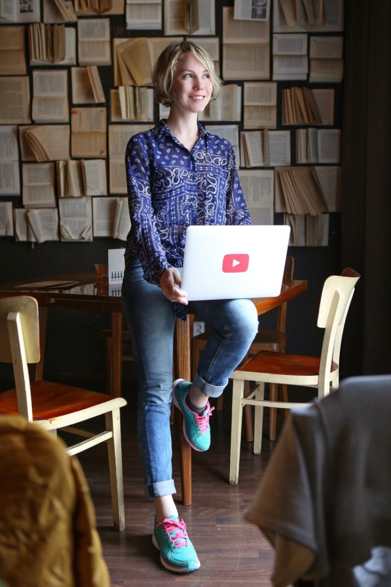 Absolventka Oxfordu Mária Friedmannová sa dnes pomaly dostáva zo syndrómu vyhorenia. Foto: Mária Friedmannová (archív)