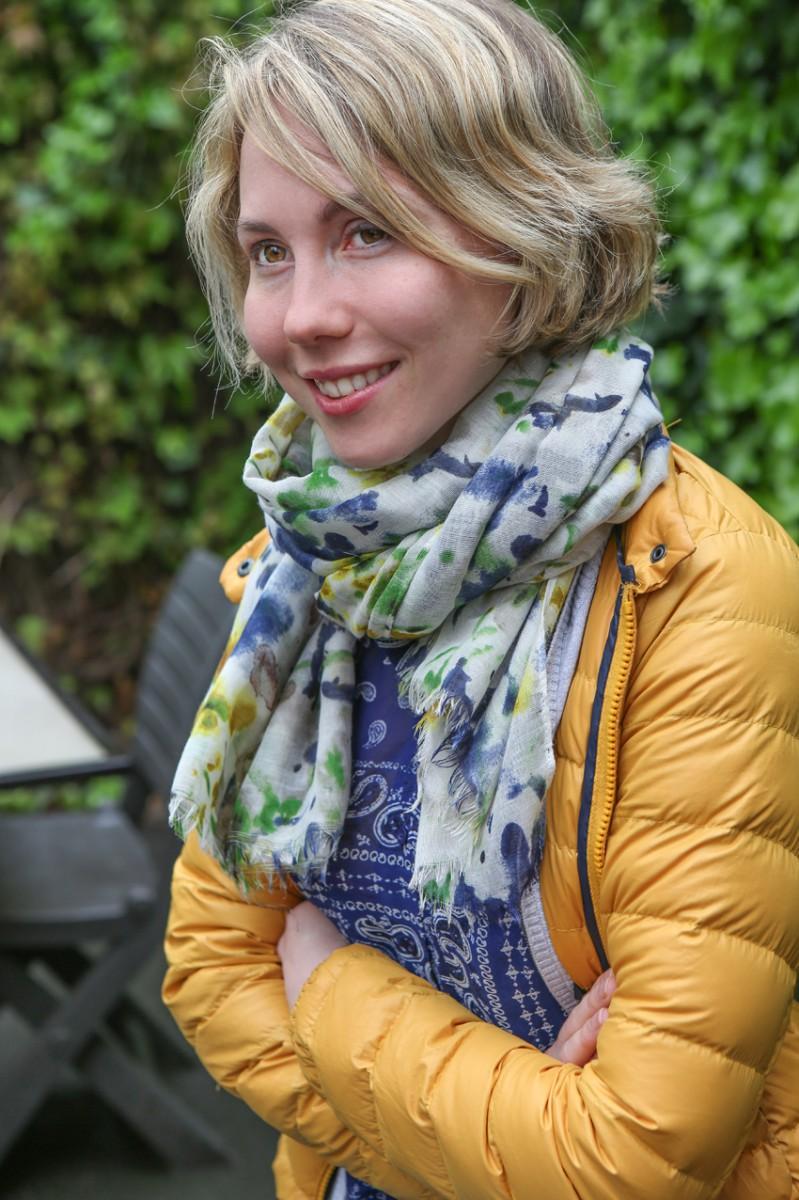Na výskumnícku pozíciu v Youtube nastúpila Mária ešte počas toho, ako dokončovala doktorát na Oxforde. Foto: Mária Friedmannová (archív)